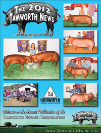 View/Save The 2012 Tamworth News (PDF)